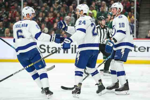 The Tampa Bay Lightning could look to trade or buyout Ryan Callahan. Anton Stralman is one of four pending free agent defensemen.