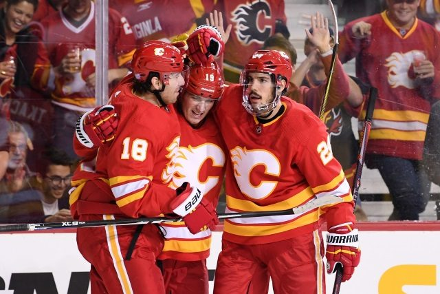 The Calgary Flames will make some changes, but don't count on a James Neal buyout or trade. RFA Matthew Tkachuk will get a nice, big deal.
