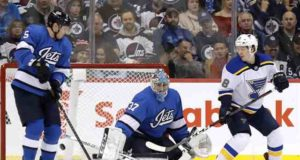2019 Stanley Cup Playoffs: St. Louis Blues and Winnipeg Jets