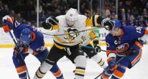 2019 NHL Stanley Cup Playoffs: New York Islanders vs Pittsburgh Penguins