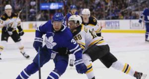 2019 Stanley Cup Playoffs: Toronto Maple Leafs and the Boston Bruins
