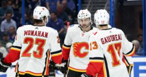 Johnny Gaudreau and Sean Monahan are among the star players who have disappointed thus far in the 2019 NHL Stanley Cup playoffs.