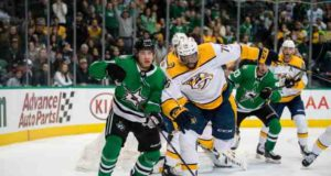 2019 Stanley Cup Playoffs: Nashville Predators and Dallas Stars