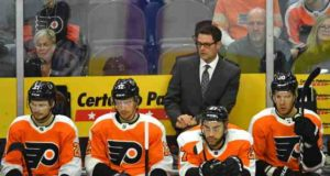 The Philadelphia Flyers have some holes they'd like to fill this offseason. Scott Gordon will remain a coaching candidate for them.