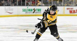 Boston Bruins injury and illness updates.