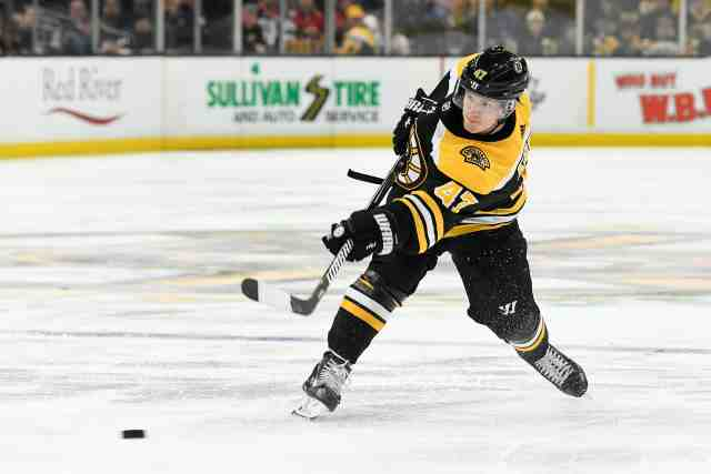 Boston Bruins injury and illness updates.