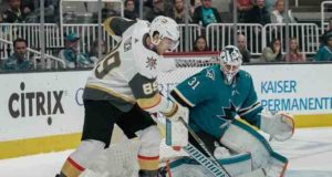 2019 Stanley Cup Playoffs: San Jose Sharks and Vegas Golden Knights