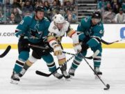 San Jose Sharks Marc-Edouard Vlasic could return tonight.