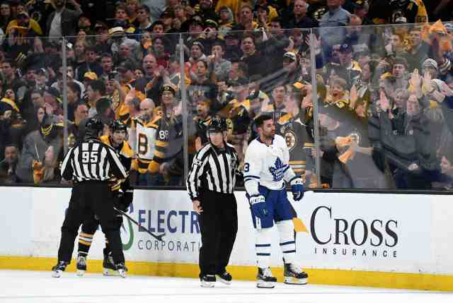 Nazem Kadri looking at fifth career suspension