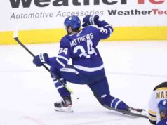 200-Foot Game Has Been Key For Toronto Maple Leafs Auston Matthews Breaking Through In Playoffs against the Boston Bruins