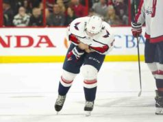 """Washington Capitals forward TJ will be out for """"quite some time"""""""