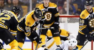 Boston Bruins David Krejci is day-to-day, Kevan Miller is week-to-week.