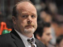 The Edmonton Oilers have interviewed Mark Hunter twice.