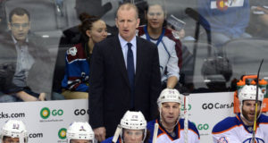 Ralph Krueger may be looking for an NHL return.