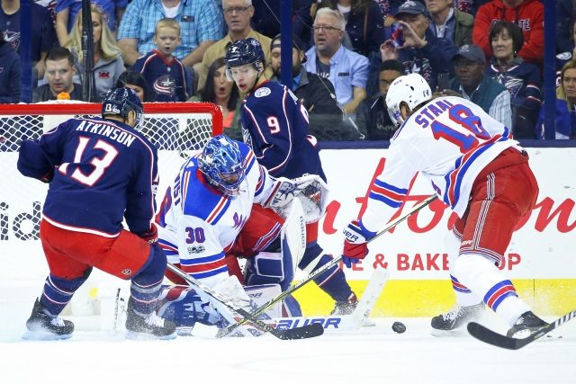 Nhl Rumors Lundqvist On His Rangers Future Some Potential