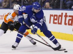 The Philadelphia Flyers could use a No. 2 center. Would Nazem Kadri be an option?
