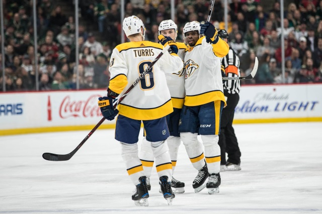 There are changes coming to the Nashville Predators this offseason. Looking at some potential moves