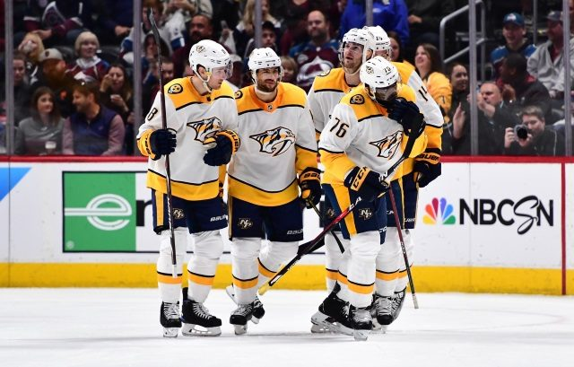There are some changes coming to the Nashville Predators this offseason.