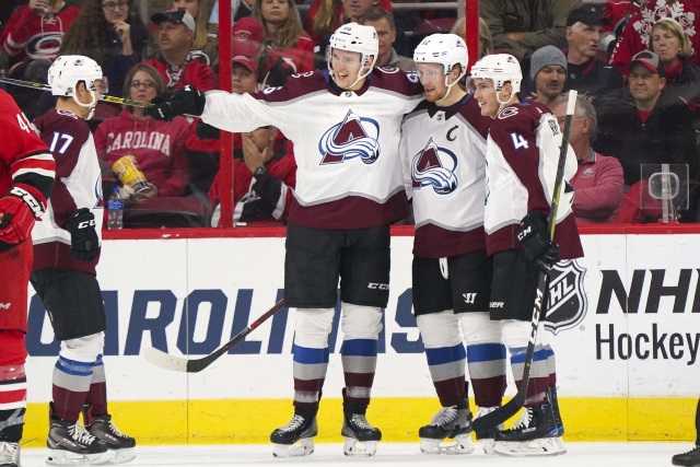 NHL Rumors: Colorado Avalanche - A Busy Offseason For The Avs Who Plan On Being Aggressive In Free Agency