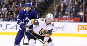 NHL restricted free agents Mitch Marner and William Karlsson