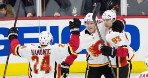 Could someone offer sheet Sam Bennett? Matthew Tkachuk will cash in.