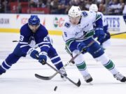 Contract talks between the Vancouver Canucks and Brock Boeser going slowly but it's okay.