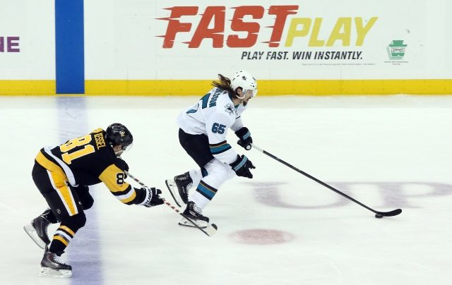 The New York Rangers favorites to land Erik Karlsson? Phil Kessel is the top NHL trade candidate.