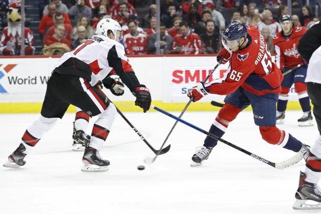 Washington Capitals and Ottawa Senators