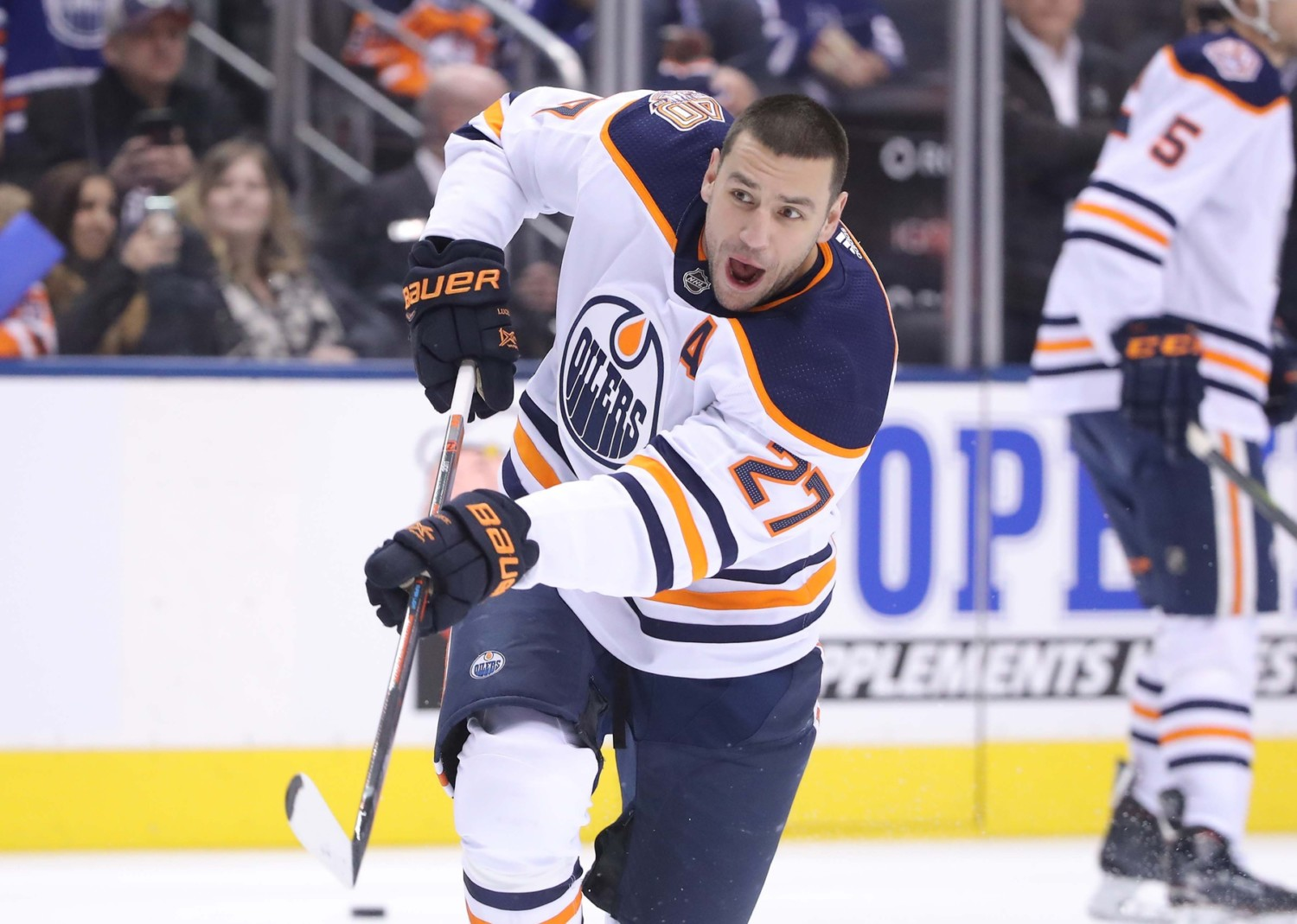 Can The Edmonton Oilers Trade Milan Lucic This Summer?