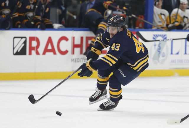 NHL Rumors: Is Jeff Skinner's contract with the Buffalo Sabres tradeable? Could a team like the San Jose Sharks be interested?