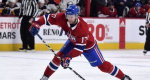 The Montreal Canadiens re-sign Brett Kulak.