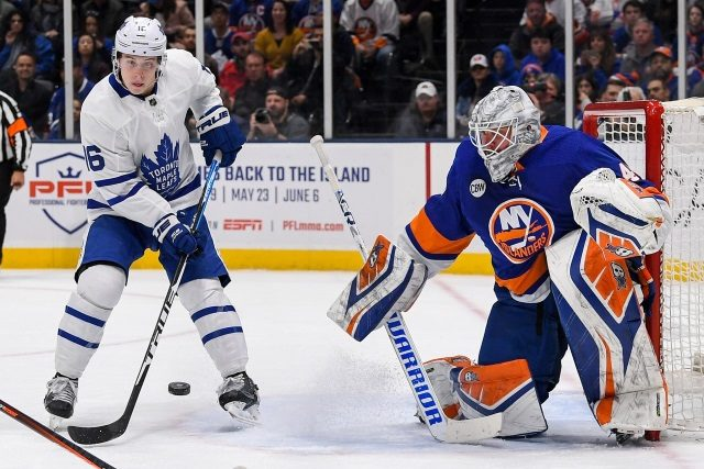 Could the New York Islanders return the favor to the Toronto Maple Leafs and offer sheet Mitch Marner?