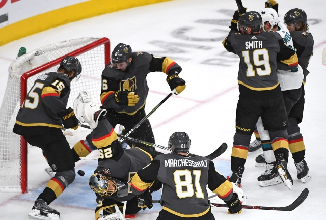 Nhl Rumors Vegas Golden Knights From Who Is Staying To Who Could