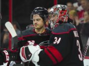 The Carolina Hurricanes hope to bring back their free agent goaltenders