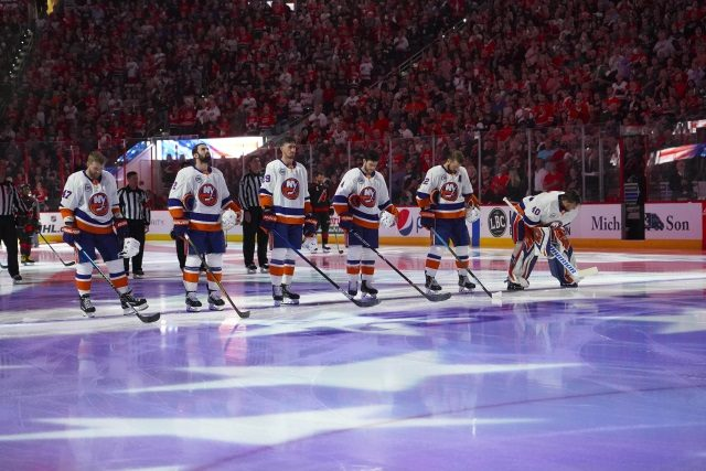 Looking at the keys to the New York Islanders offseason, who have lots of cap space but some free agents to take of.