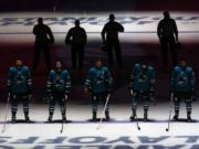 The San Jose Sharks have some big named free agents and likely not enough salary cap space to bring them all back next year.