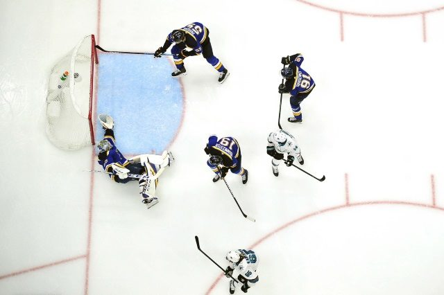 2019 Stanley Cup Playoffs - Blues Must Move Forward