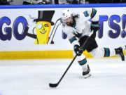 San Jose Sharks aren't saying much about defenseman Erik Karlsson.