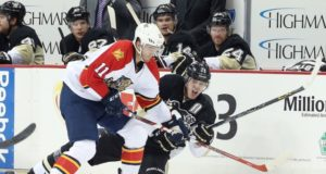 Are the Florida Panthers interested in Pittsburgh Penguins center Evgeni Malkin?