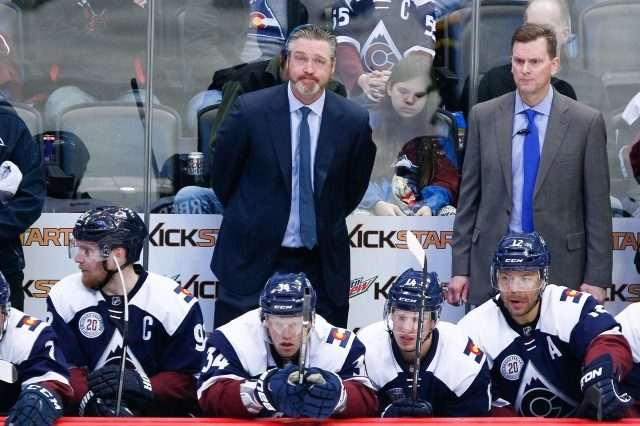 The Ottawa Senators are expected to interview Patrick Roy this week.