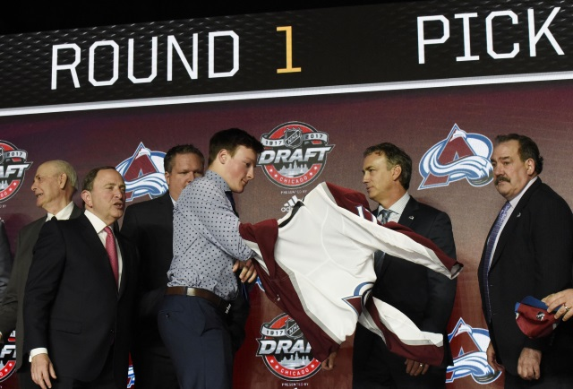 2019 NHL Draft Preview – Colorado Avalanche