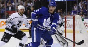 The Toronto Maple Leafs and Los Angeles Kings have discussed a Patrick Marleau trade
