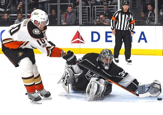 Corey Perry and Jonathan Quick could be on the trade block.