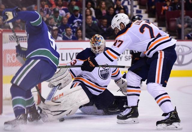 cheap for discount 60ec9 c6ac5 NHL Rumors: Edmonton Oilers - Jesse Puljujarvi, Milan Lucic ...