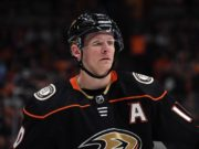 The Anaheim Ducks buy out forward Corey Perry