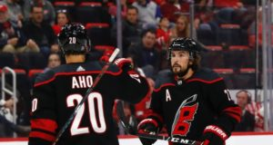 Capitals shoot down Justin Faulk interest. The Carolina Hurricanes and Sebastian Aho have some good contract talks.