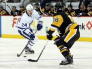 Could the Toronto Maple Leafs and Pittsburgh Penguins be talking about Kris Letang?