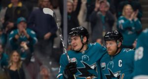 San Jose Sharks talking with free agents Joe Pavelski and Timo Meier.