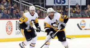 Pittsburgh Penguins GM Rutherford not actively trying to trade any of Phil Kessel, Evgeni Malkin, Patric Hornqvist or Kris Letang