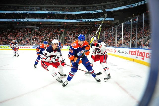 Could the Winnipeg Jets and Edmonton Oilers help each other out?